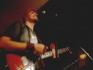Jon Mychal performing