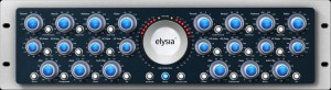 The Elysia M/S Mastering Compressor - just one of many sexy toys I use to polish mixes in The Sonic Spa!