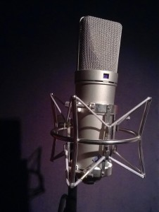 Sing Your Heart Out on One of Several World Class Microphones!