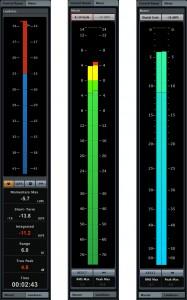 Wavelab meters